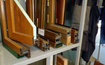 Mostrari dels diferents tipus d'alumini que tenim. Visitin-s sense cap compromís