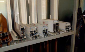 El RPT, es troba en la majoria de les perfilaries actuals, podent-se fer qualsevol classe de finestra d'alumini amb ell. Es poden trobar de qualsevol color i fins i tot colors diferents, un d'interior i un altre exterior. Una finestra amb perfil de RPT, li ha d'acompanyar a més un bon vidre de cambra. Una composició de RPT acceptable seria un vidre interior de 5 o 6 mm, una càmera de 10 o 12mm i un vidre exterior de 6 o 3 + 3 laminar.